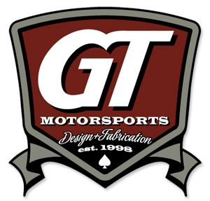 GT Motorsports had a logo that was getting a little tired so they came to me for a fresh, updated look.